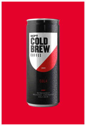 Dept Cold Brew Cola 6 Pack