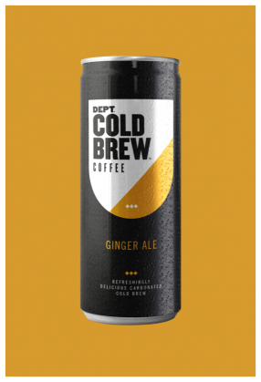 Dept Cold Brew Ginger Ale 6 Pack