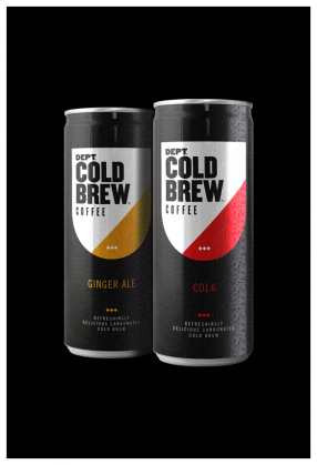 Dept Cold Brew Mixed Pack